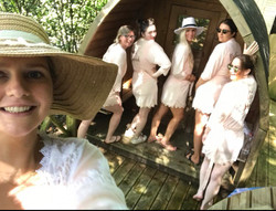 Hen Party with Sauna