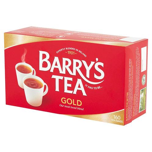 Barry's Tea Gold Blend 160 Tea Bags