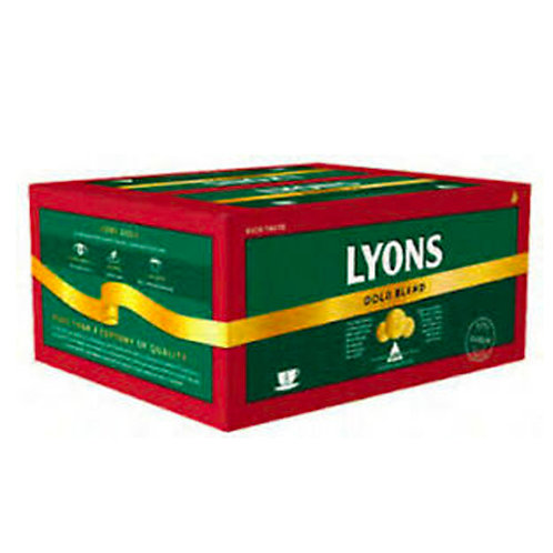 Lyons Gold Blend 1 cup (600 Bags)