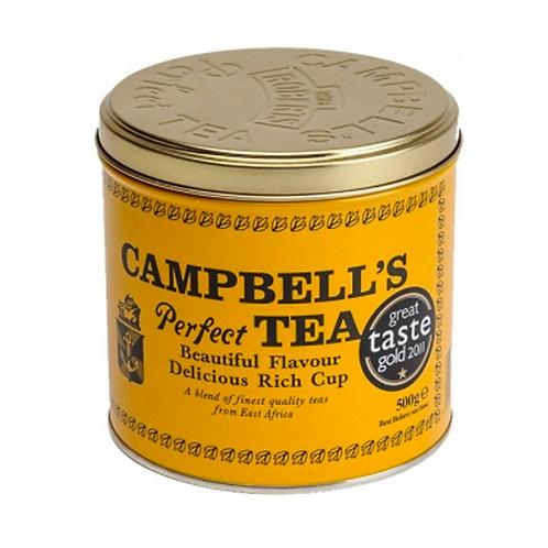 Campbells Perfect Tea (500g Tin)