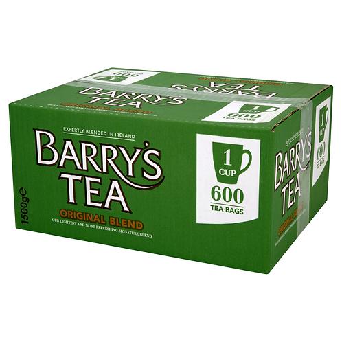 Barrys Tea Original Blend 1-Cup Tea Bags - (Box of 600)