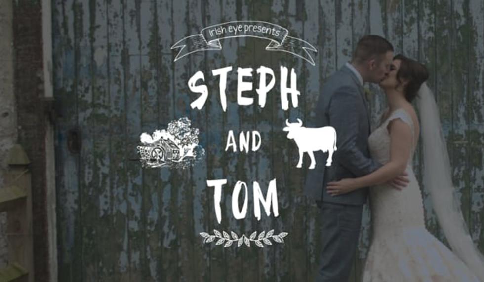 Steph & Tom