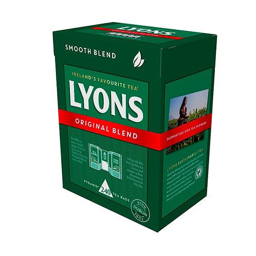 Lyons Original Tea Bags (240 bags)