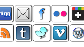 Free Social Media Icon Collection