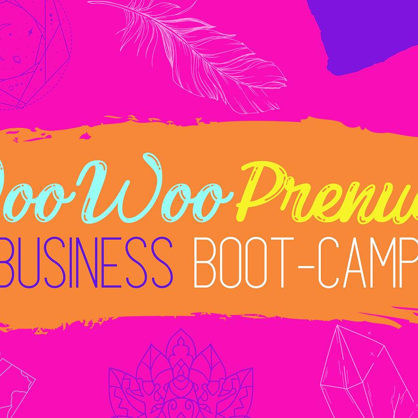Woo Woo Prenuers Business Bootcamp