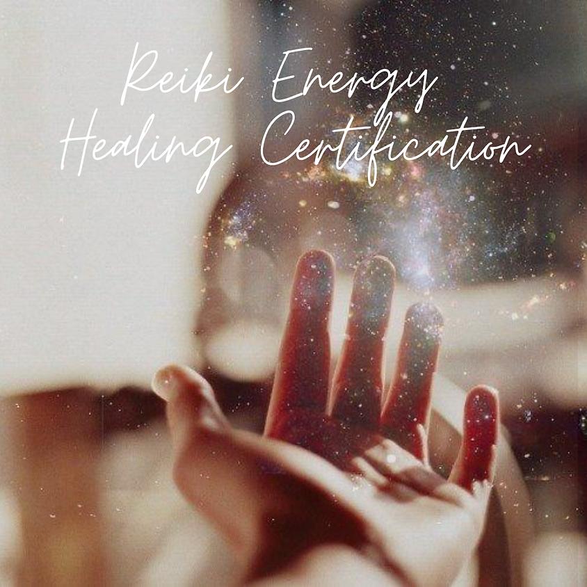 Reiki Energy Healing Level I, II and III Master Practitioner Course