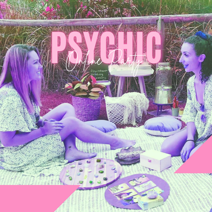 Online Psychic Party