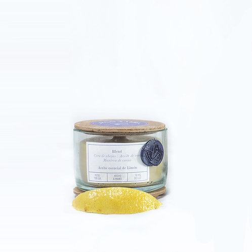 Set Mini Velas Limón Lavanda & Gardenia