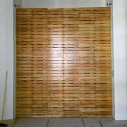 Built in Oak Wardrobe (4,5m)