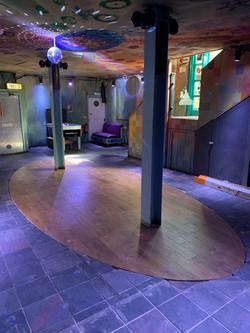 Strongroom Oak Dance Floor