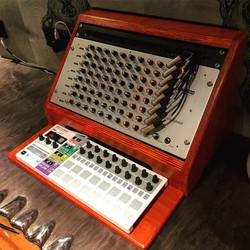 Custom Studio Rack