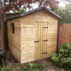 Custom Built Garden Shed