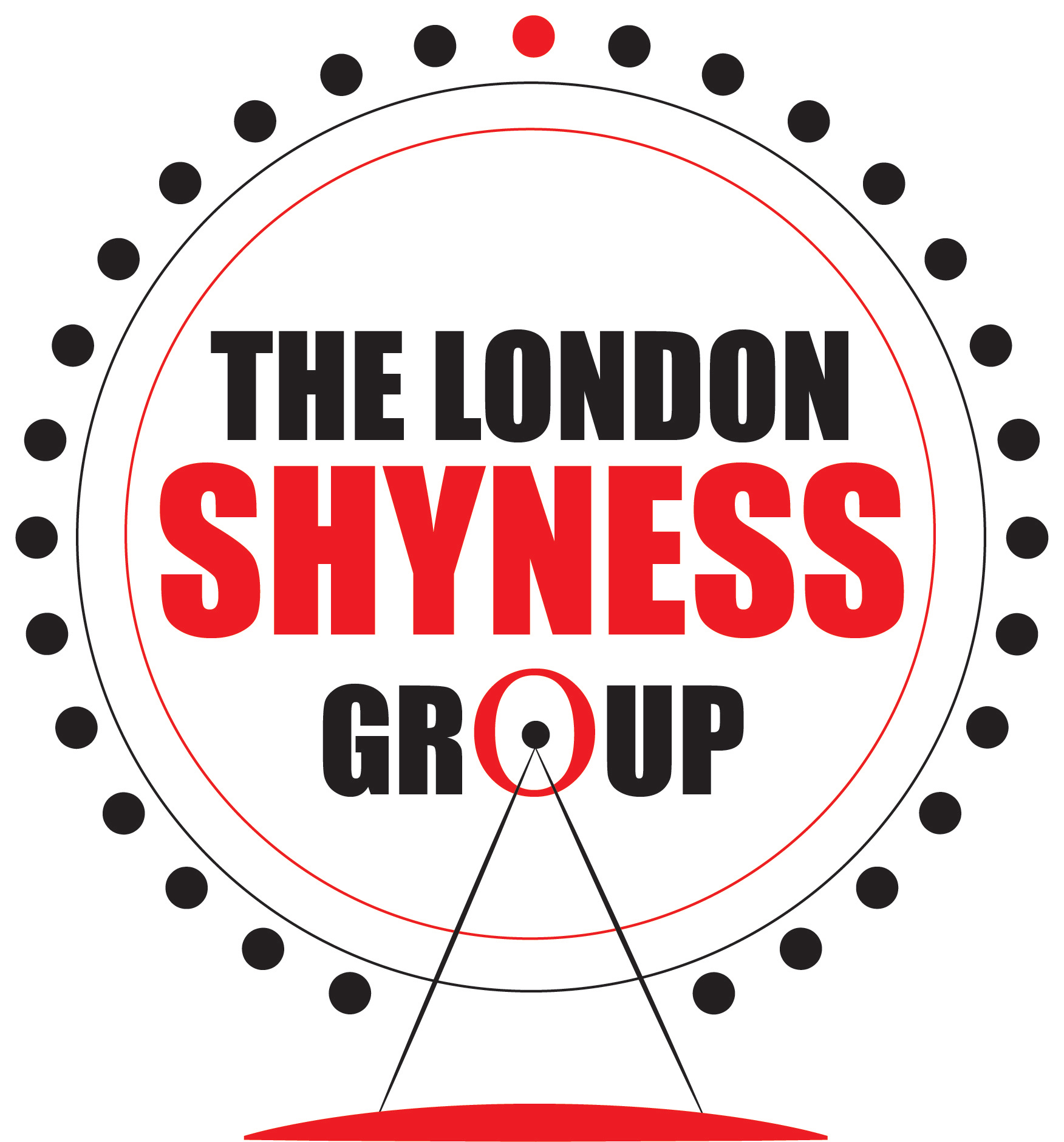 The London Shyness Group logo