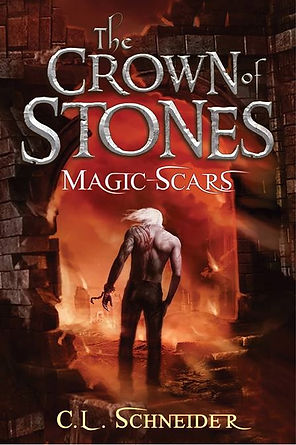 Epic Fantasy The Crown of Stones