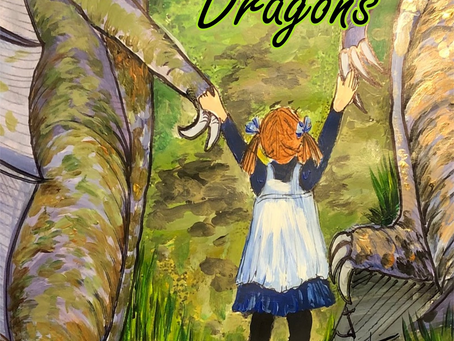 Indie Book Spotlight: Sarah and the Dragons, by Michael R. Stern