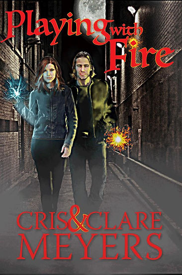 Review Playing With Fire By Cris Clare Myers