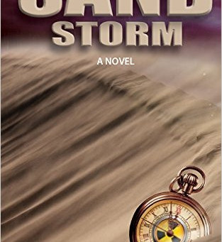 Book Release Guest Post: SAND STORM (Book two of Quantum Touch), by Michael R. Stern