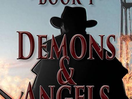 Book Review: 4* Demons & Angels (Walking Between Worlds Book 1) J. K. Norry