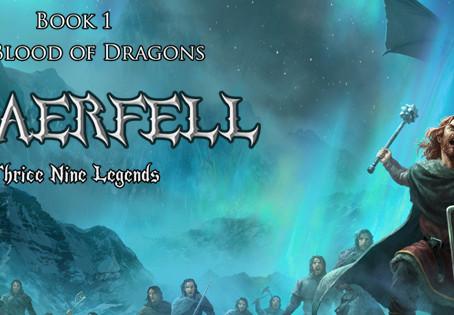 Anaerfell Blog Tour