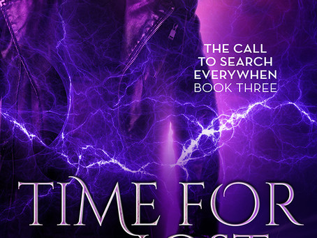 Cover Reveal - Time For The Lost
