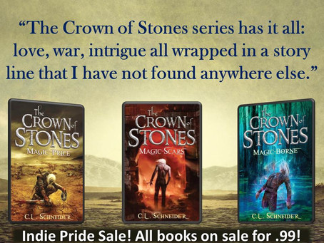 #IndiePrideDay Celebration Sale