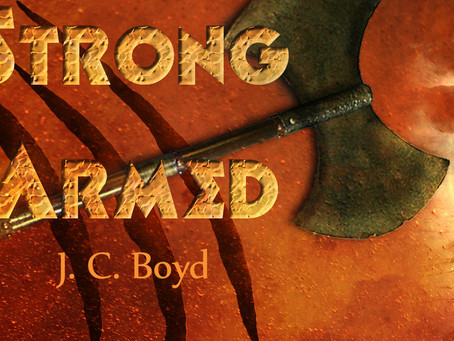 Guest Post: Strong Armed, by J. C. Boyd - Press Release & Author Interview