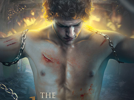 Cover Reveal -The Phoenix Project, by D. M. Cain