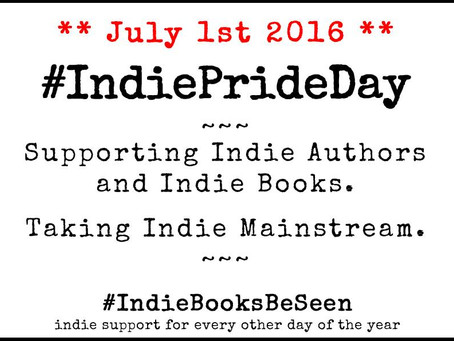 #IndiePrideDay - Community vs. Sales