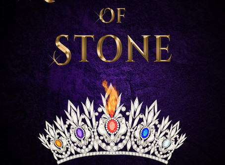 New Release Guest Post: Kingdom of Stone