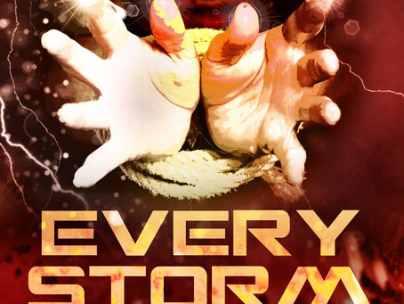 Guest Post: New Release - Every Storm Breaks, (Reacher Series #3)