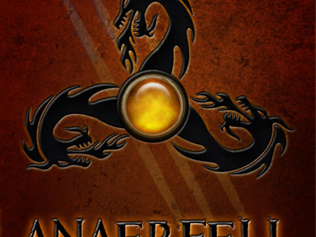 Releases 10/31: Anaerfell, by Joshua Robertson and J. C. Boyd