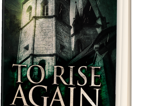 Guest Post: New Release - To Rise Again