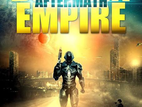 Guest Post - Broken Empire, a new scifi release by E.A. Copen
