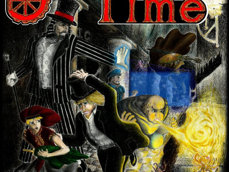 Review: Borrowed Time (Like Clockwork Bk #1), By Clifton Stringfield & J. R. Swiger