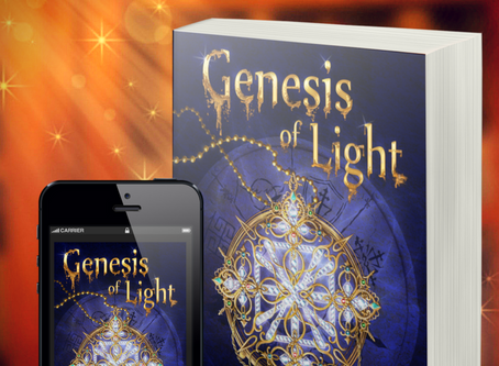 Cover Reveal - Genesis of Light