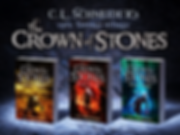 CL Schneider - The Crown of Stones Trilo