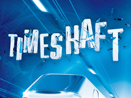 Guest Post: Timeshaft Blog Tour