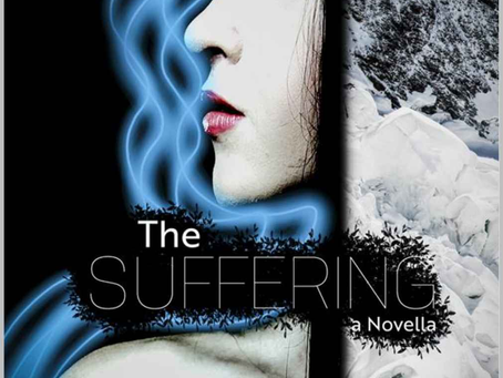 Guest Post -New Release: The Suffering, a Novella, by Robert Cano