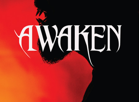 Guest Post - Cover Reveal: Awaken
