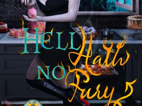 Indie Book Spotlight: Hell Hath No Fury, by Naomi Valkyrie