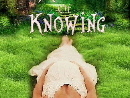 Guest Post: Cover Reveal for the paranormal romance, In The Presence of Knowing
