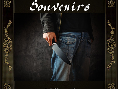 New Release Guest Post: Scars & Souvenirs