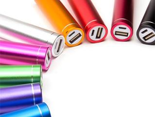 Der aktuelle Werbehit: USB-PowerBank