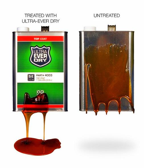 купить Ultra Ever Dry, необычное полимерное покрытие