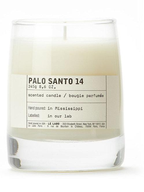 Bougie Palo Santo - Purification