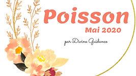 Poisson_Mai 2020_Horoscope_Tirage_Divine