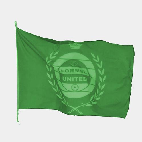 Lommel United Vlag