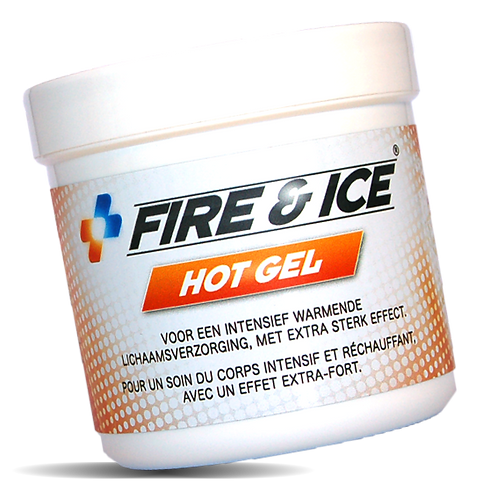 Fire&Ice Hot Gel (48 x 100ml)