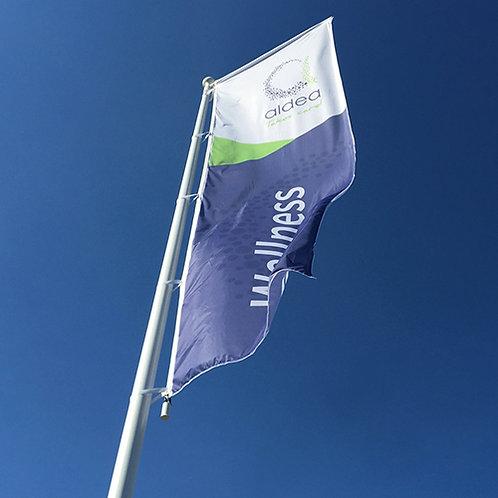 ISP Vlag : Banier flag