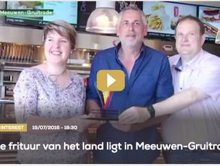 De beste frituur van het land ligt in Meeuwen-Gruitrode
